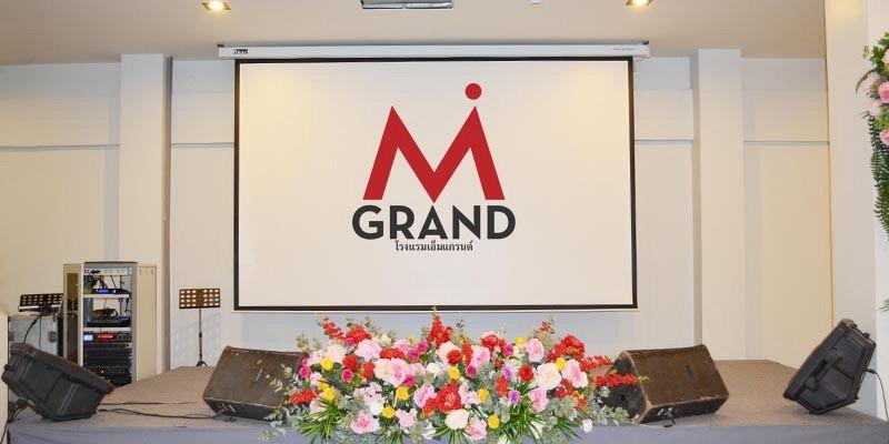 M Grand Hotel, Muaeng Roi Et Thailand